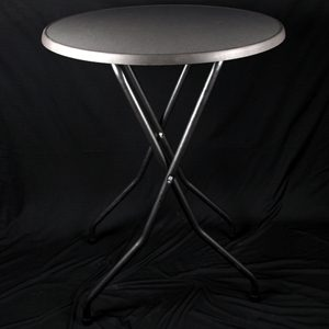 Table Poseur Bistro High (not including cover)