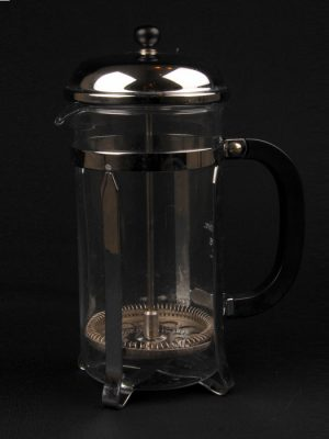 GLASS CAFETIERE 12 cup
