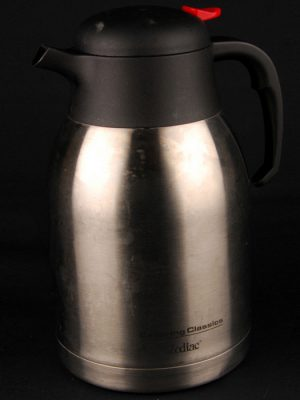 THERMAL COFFEE POT S/S - 2 litre