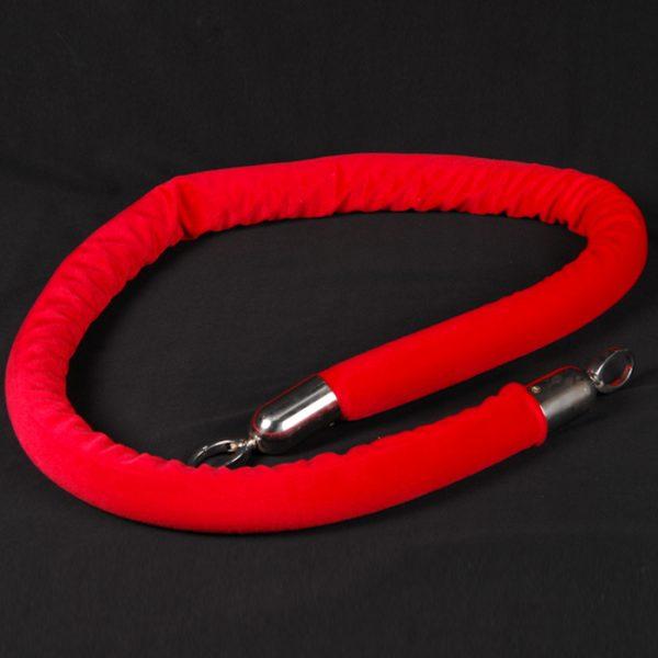 Barrier Rope - light red