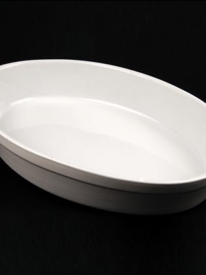 SMART CHINA OVEN / SERVING / VEG DISH 30cm x 22cm