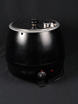 Soup kettle electric 10 ltr