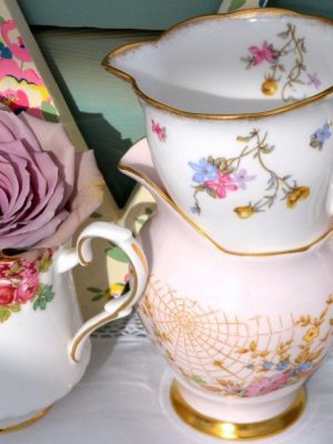 Vintage China Cream / Milk Jug