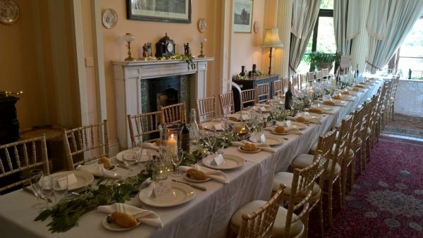 trestle tables for hire 2