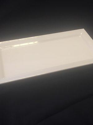 """MELAMINE RECTANGULAR PLATTER 14"""" (30x355x180mm)"""